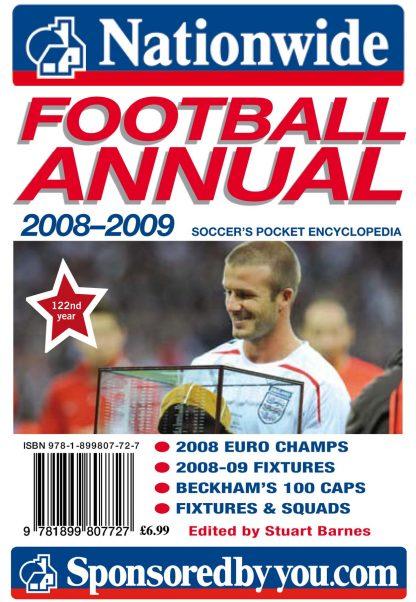 Nationwide Football Annual 2008