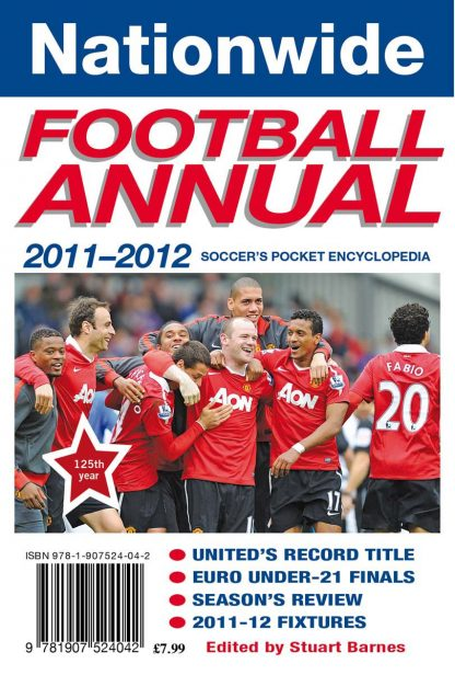 Nationwide Football Annual 2011-2012
