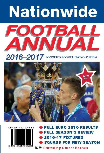 Nationwide Annual 2016–17